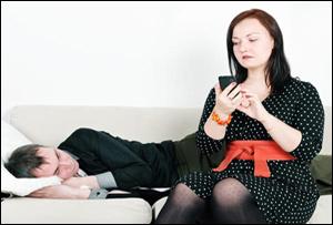 comment espionner sa femme