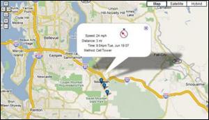 logiciel GPS espion téléphone