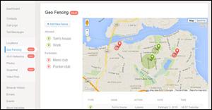 logiciel pour la géolocalisation de portable