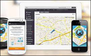 application iPhone pour localiser un portable