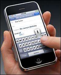 logiciel pour iPhone